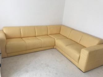 Canapea piele
