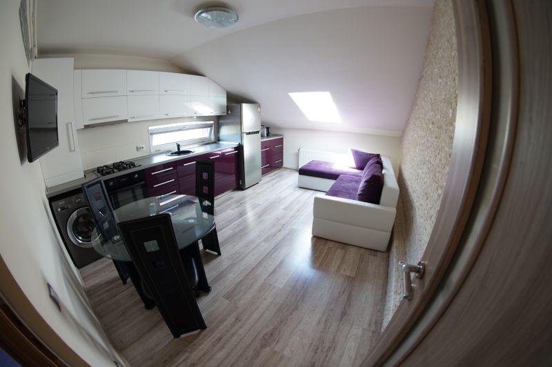 Inchiriere apartament 2 camere la intrare in cartierul Borhanci-5