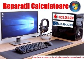 REPARATII CALCULATOARE - LAPTOPURI - MONITOARE LCD