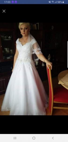Rochie de mireasă model unicat-2