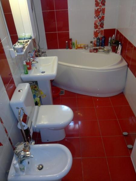 Vand Apartament 2 Cam NOU complet mobilat/utilat zona buna merita vazu-6