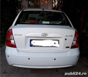 Vand Hyundai Accent Diesel 2008