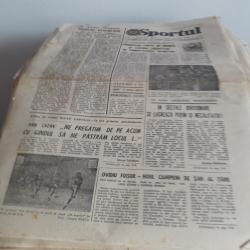 Ziarul - Sportul ( 1975 - 1988)