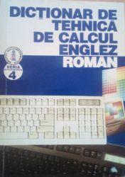 _0724036533 - CONSTANTA, vand 100 lei - Dictionar de tehnica de calcul
