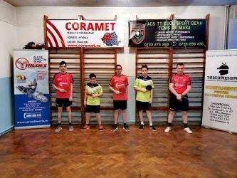 ACS TT COOL SPORT DEVA - Club tenis de masa Deva