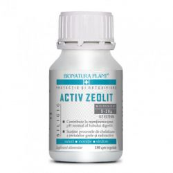 ACTIV ZEOLIT SILICIC 180 capsule
