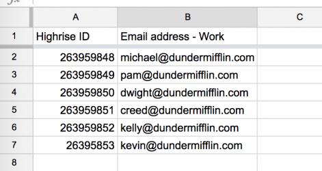 Adrese de email de calitate