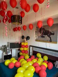 Amenajează singur - decor 125 baloane pentru o surpriză inedită
