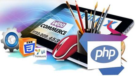 Angajez cunoscator PHP, CSS.