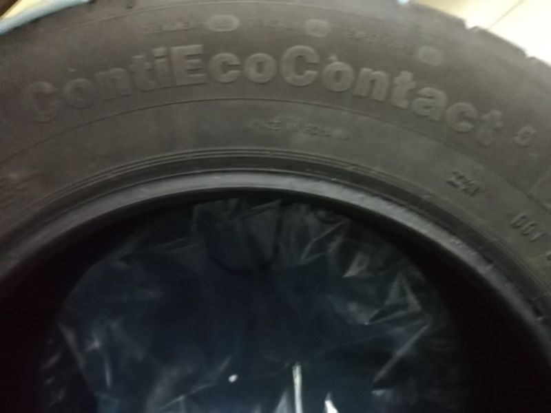 Anvelope vară Continental - ContiEcoContact 5 205/60/R16-3