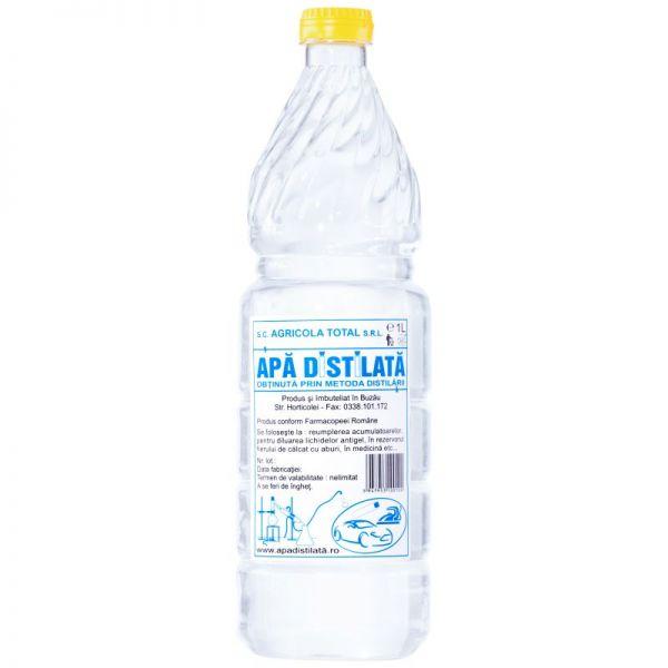 Apa distilata cu puritate ridicata-1
