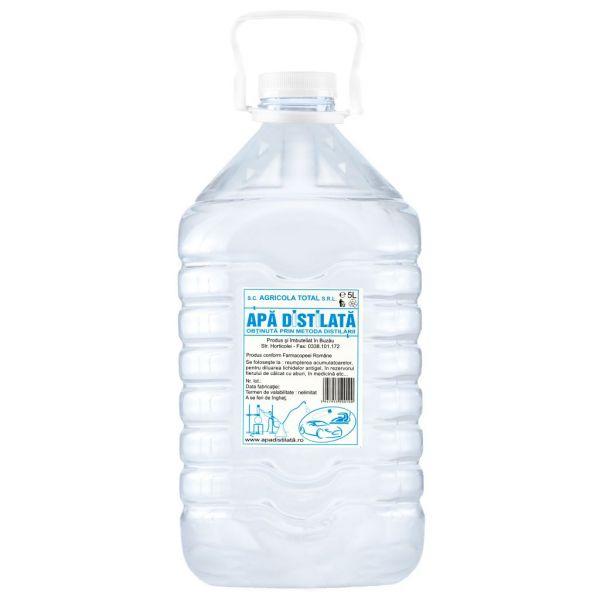 Apa distilata cu puritate ridicata-2