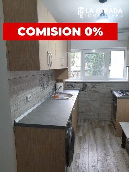 Apartament 2 cam dec, bloc nou, cartierul Manastur-1