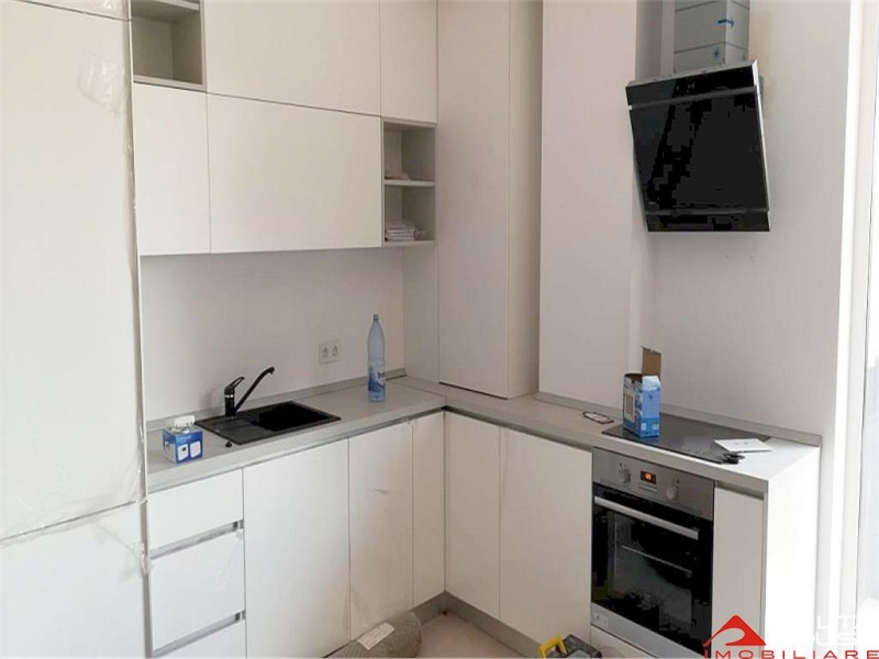 Apartament 2 camere Central, 52 mp, ultrafinisat, imobil nou-2
