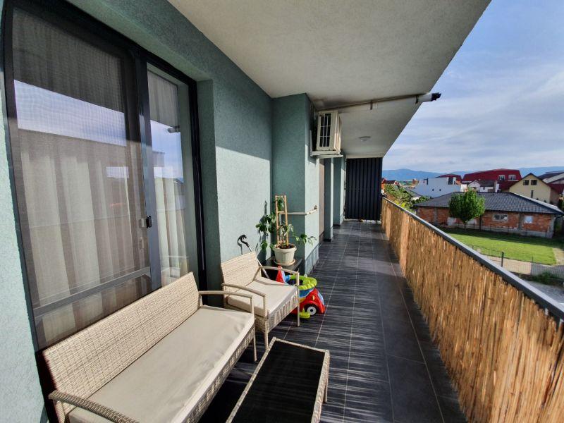 Apartament 2 camere COMPLET mobilat si utilat in Selimbar-10