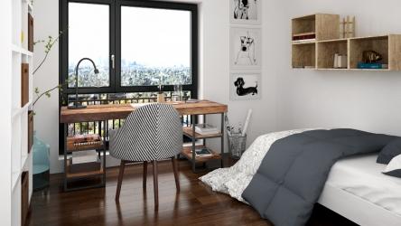 Apartament 2 camere constructie noua, Centru, Livada Postei