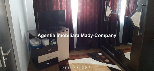 Apartament 2 camere de inchiriat in Constanta zona Tomis nord Sat Vac