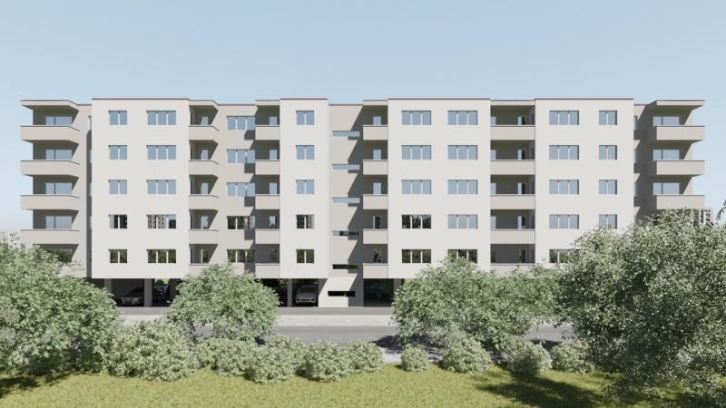 Apartament 2 camere la cheie, decomandat, etaj 1, stradal,Brancoveanu-6