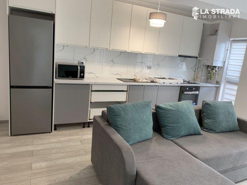 Apartament 2 camere - Marasti - str. FABRICII-1