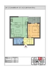 Apartament 2 camere Metrou Aparatorii Patriei Drumul Jilavei