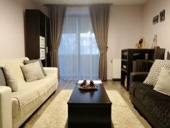 Apartament 2 camere, utilat și mobilat
