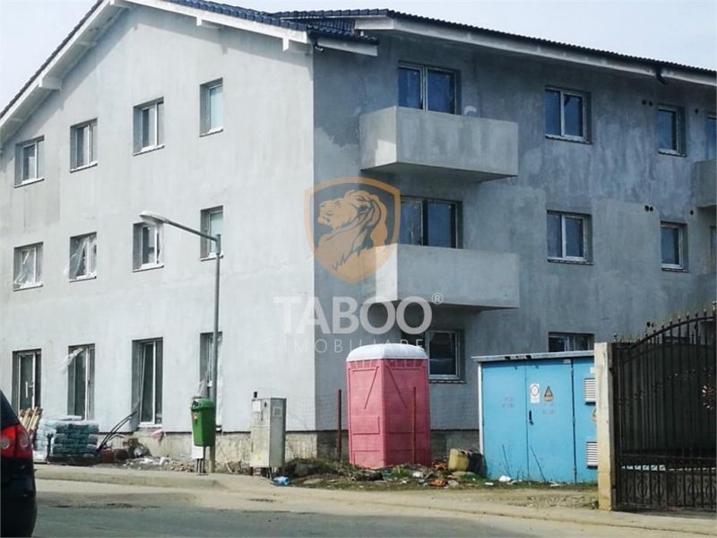Apartament 3 camere 61 mp utili de vanzare Calea Cisnadiei comision 0%-1