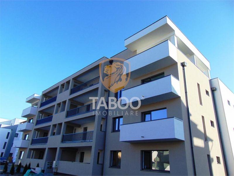 Apartament 3 camere 92 mp utili etajul 1 de vanzare Calea Cisnadiei-1