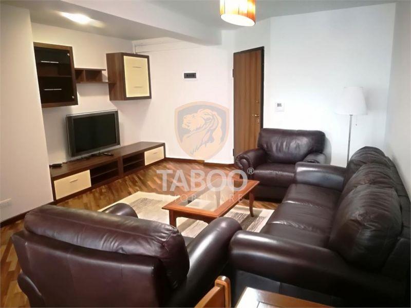 Apartament 3 camere de lux si garaj de inchiriat Sibiu Calea Dumbravii-1