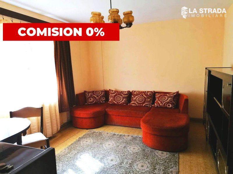 Apartament 3 camere dec., cartierul Manastur-1