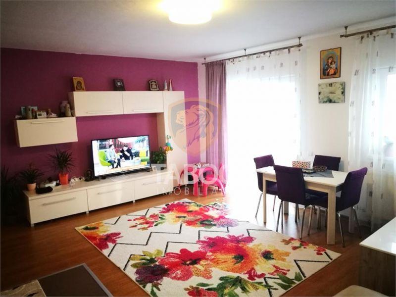 Apartament 3 camere decomandate 2 bai balcon in Sibiu Calea Cisnadiei-1