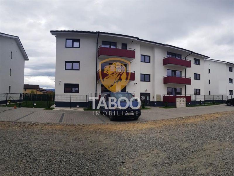 Apartament 3 camere decomandate 35 mp gradina de vanzare in Sibiu-1