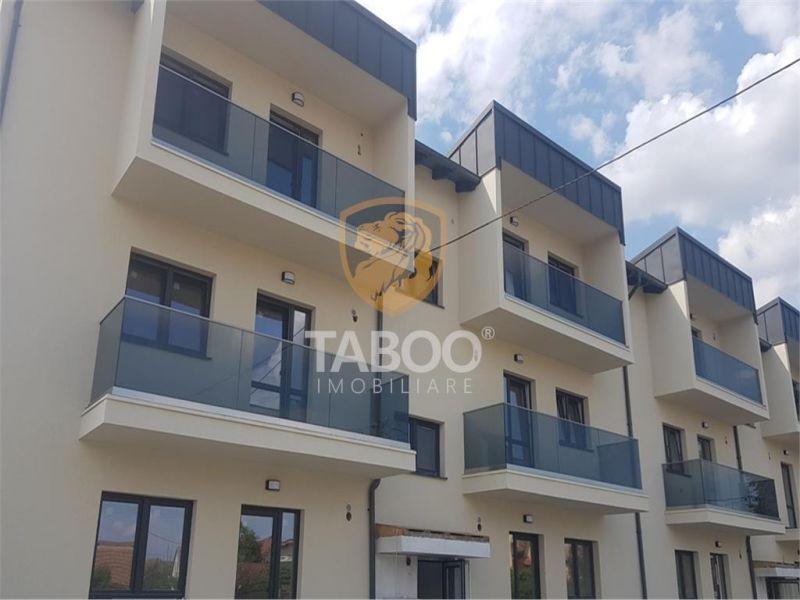 Apartament 3 camere INTABULAT cu 2 bai de vanzare Selimbar-1