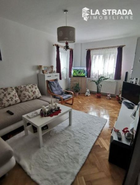 Apartament 4 cam dec. cu 2 balcoane inchise - Manastur-1