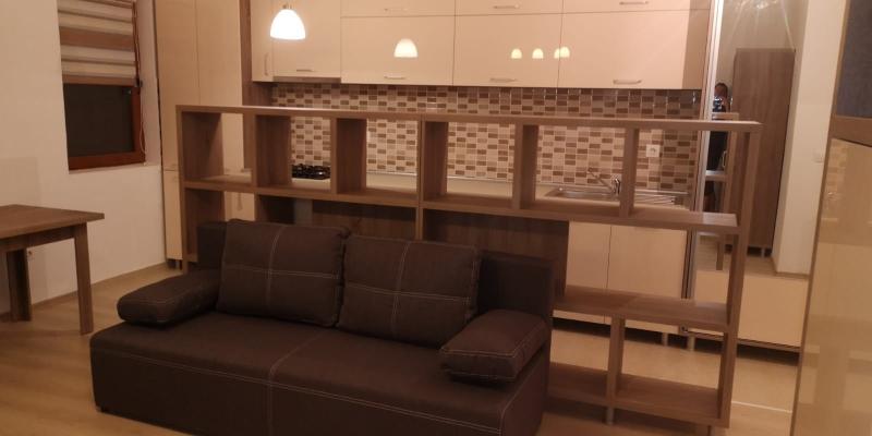 Apartament cu 1 camera in complex rezidential nou la 320 euro-1