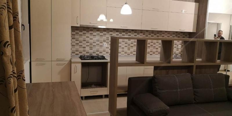 Apartament cu 1 camera in complex rezidential nou la 320 euro-5