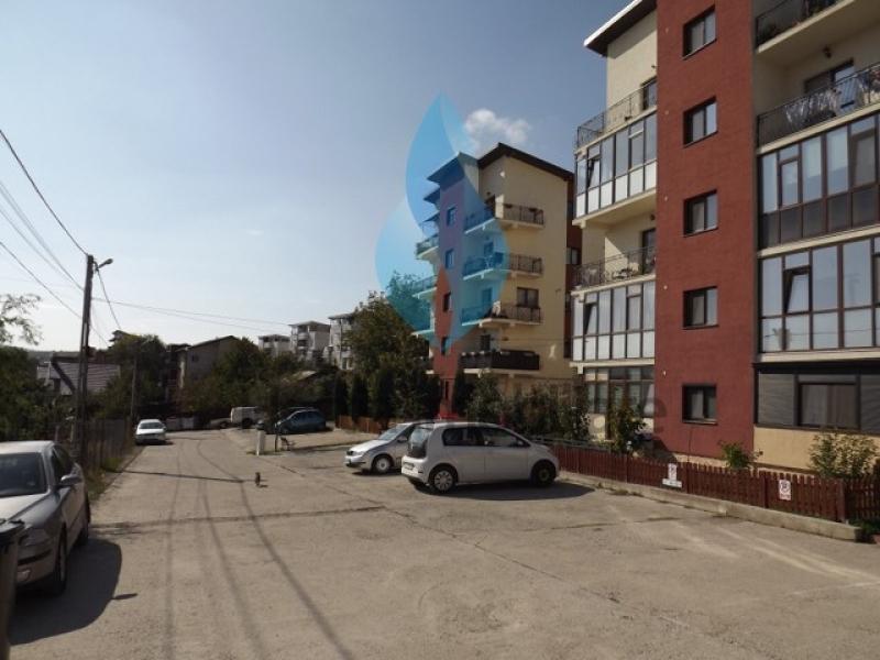 Apartament cu 2 camere,52mp utili, Bucium-T.Sarmale-1