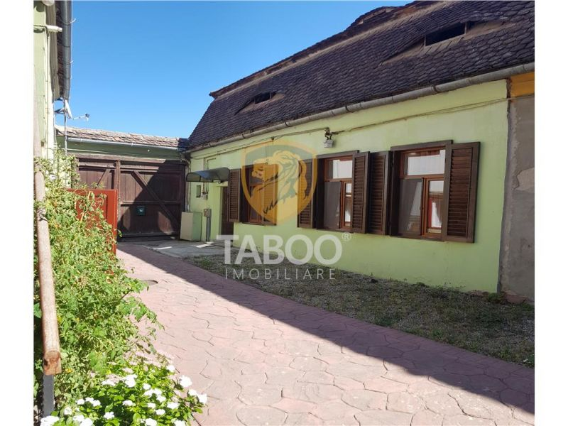 Apartament cu 2 camere de vanzare 54 mp utili Sibiu Orasul de Jos-1