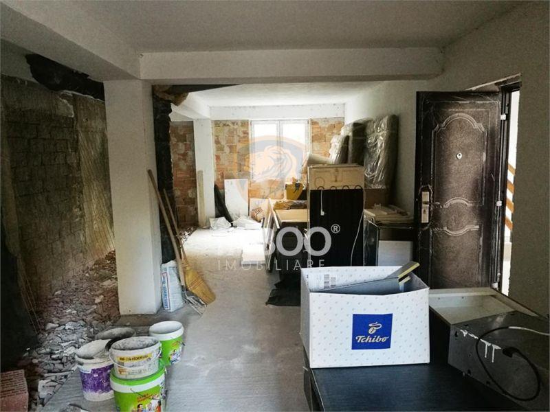 Apartament cu 2 camere de vanzare in Sibiu zona Vasile Milea-1