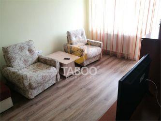 Apartament cu 2 camere decomandate de inchiriat in Sibiu zona Ciresica