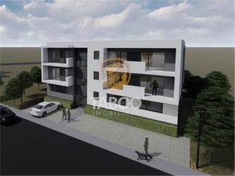 Apartament cu 2 camere decomandate etajul 1 zona Calea Cisnadiei
