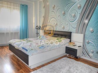 Apartament cu 2 camere etaj 3 de vanzare in Sibiu zona Vasile Aaron
