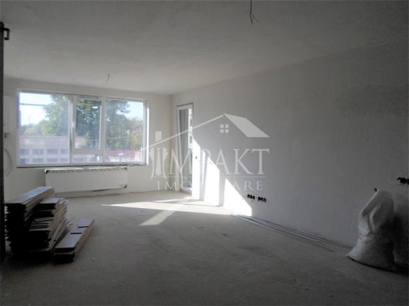 Apartament cu 2 camere+garaj semifinisat in Marasti-2