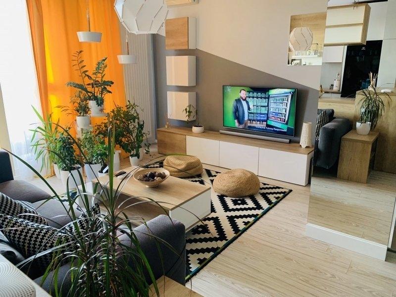Apartament cu 2 camere in complex Rezidential ADORA FOREST la 76.000 e-1
