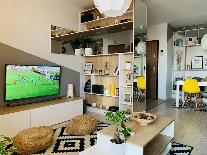 Apartament cu 2 camere in complex Rezidential ADORA FOREST la 76.000 e-2