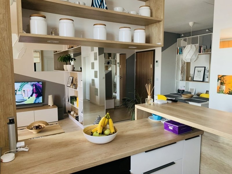 Apartament cu 2 camere in complex Rezidential ADORA FOREST la 76.000 e-5