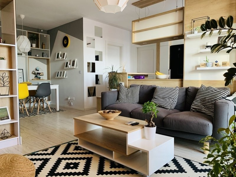 Apartament cu 2 camere in complex Rezidential ADORA FOREST la 76.000 e-8