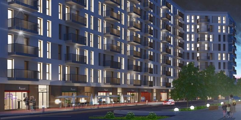 Apartament cu 2 camere la cheie, decomandat, stradal la bulevard-7