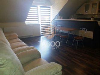 Apartament cu 3 camere 3 balcoane de inchiriat in Sibiu zona Turnisor