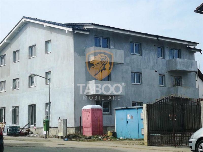 Apartament cu  3 camere 73 mp totali comision 0% in Sibiu-1