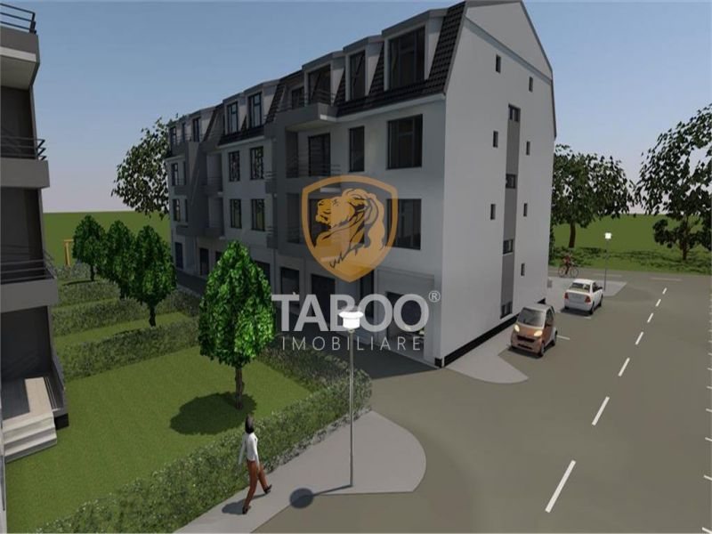 Apartament cu 3 camere 86 mp si 2 balcoane de vanzare in Selimbar-1